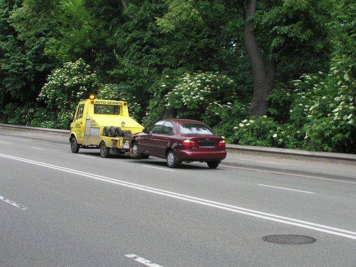 Za odholowany samochód lekarka zapłaciła 665 zł. Ratusz zajął się sprawą