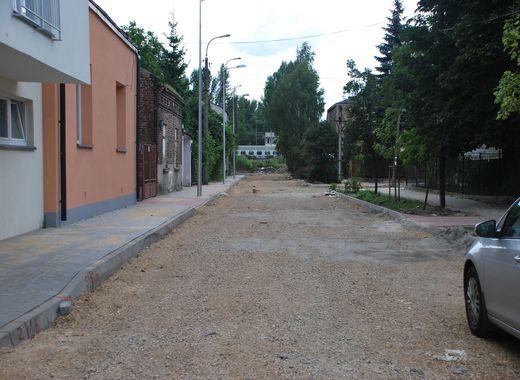 Ulice: Dęby, Byczyńska, Lubieszewska i Tyśmienicka zyskają asfalt