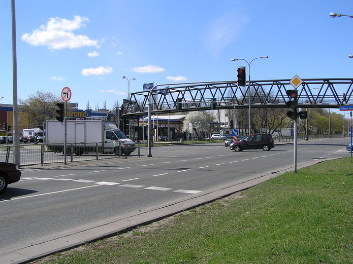Parking P+R na terenie King Cross Praga?