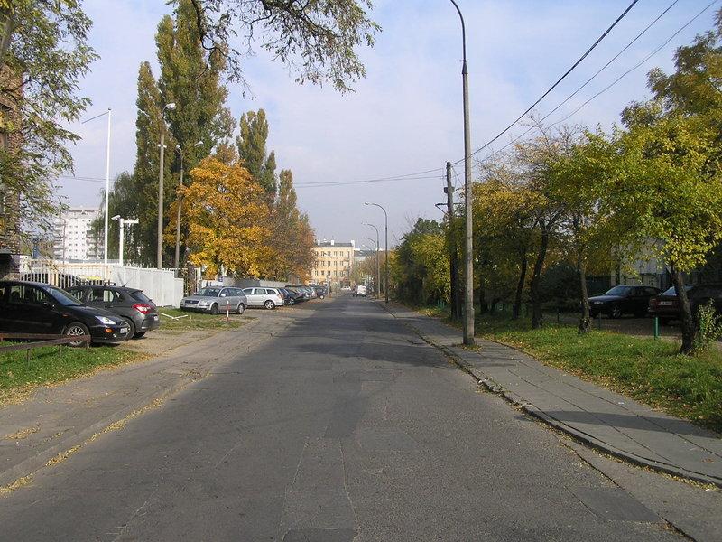 Ulica Omulewska