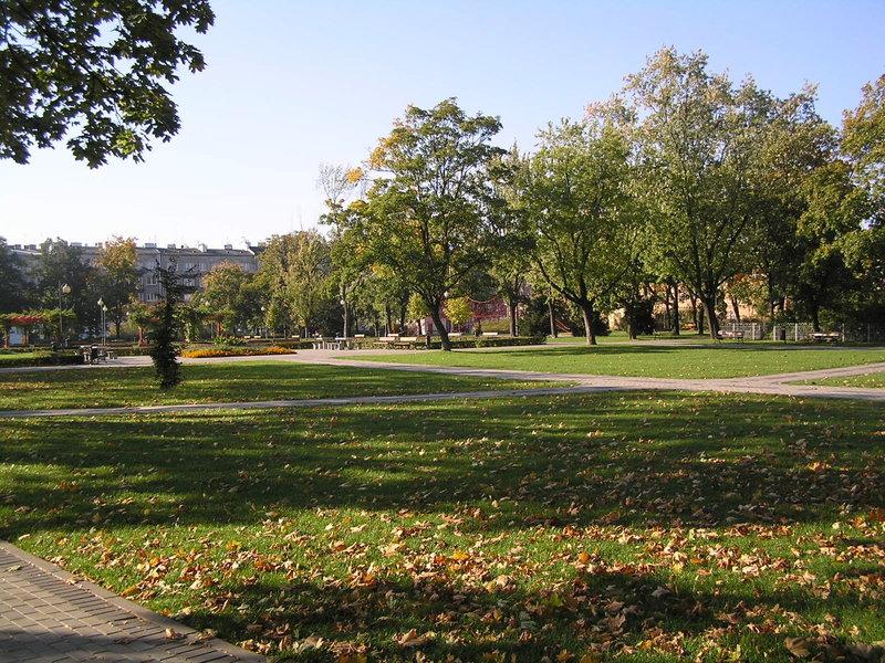 Park Obwodu Praga Armii Krajowej - OPAK