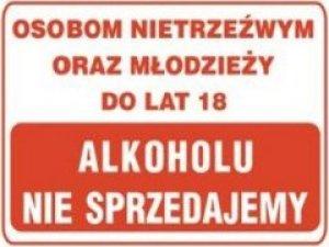 Bez dowodu po alkohol