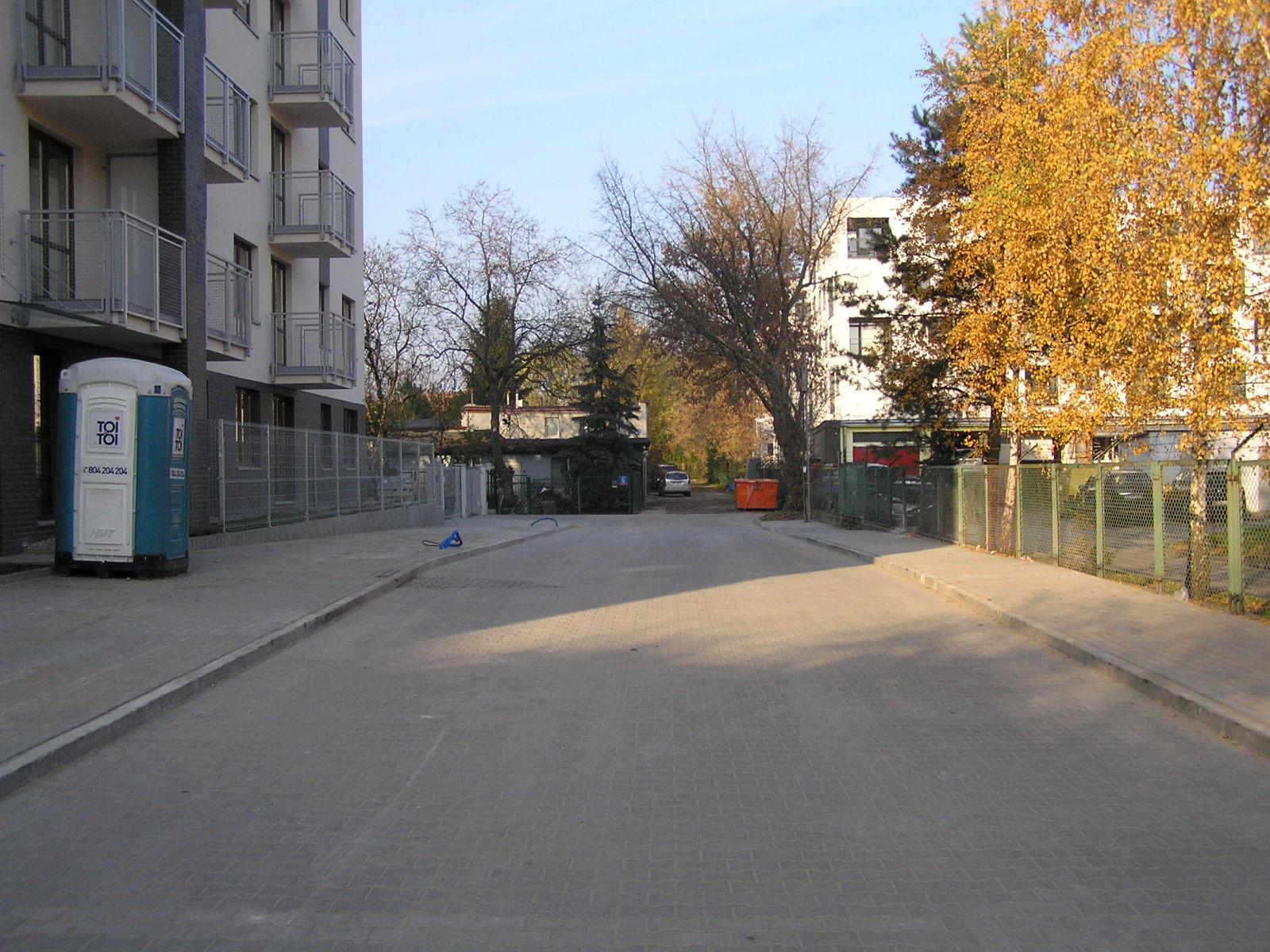Ulica Podhajecka