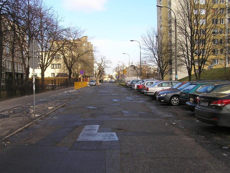 Ulica Komorska