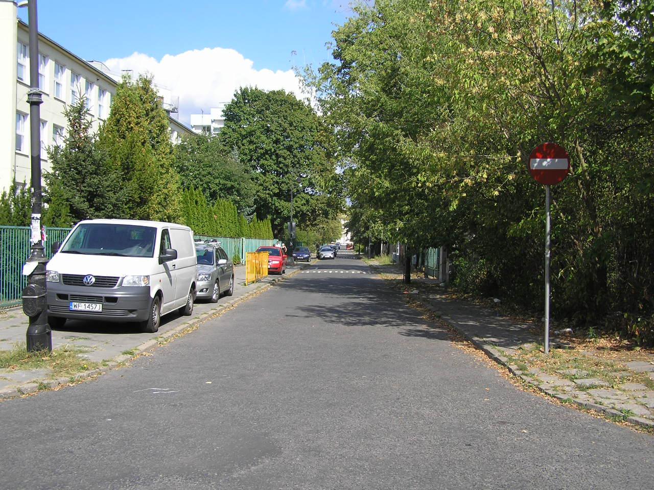 Zmiana organizacji ruchu na ulicach Kutnowskiej i Szczawnickiej