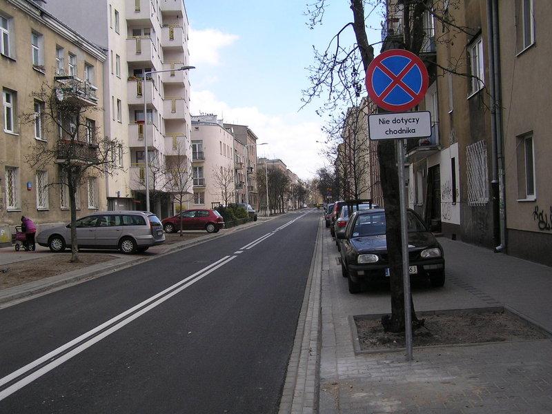 Ulica Kobielska