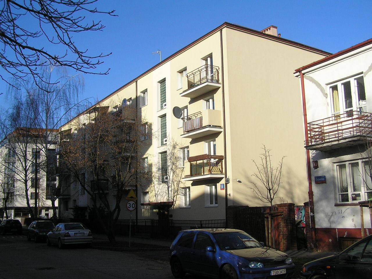 Osowska 58
