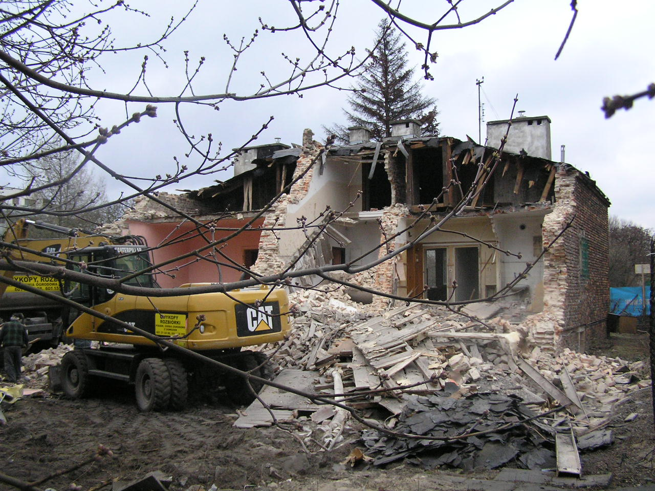 Grochowskie pożegnania - Krypska 13