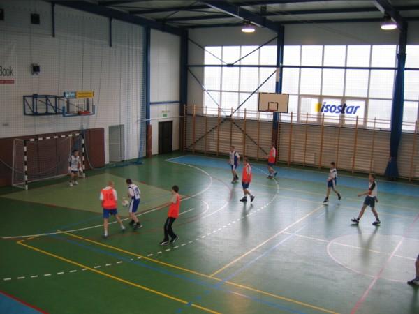 Osiedlowe Mistrzostwa Pragi Południe w halowej piłce nożnej