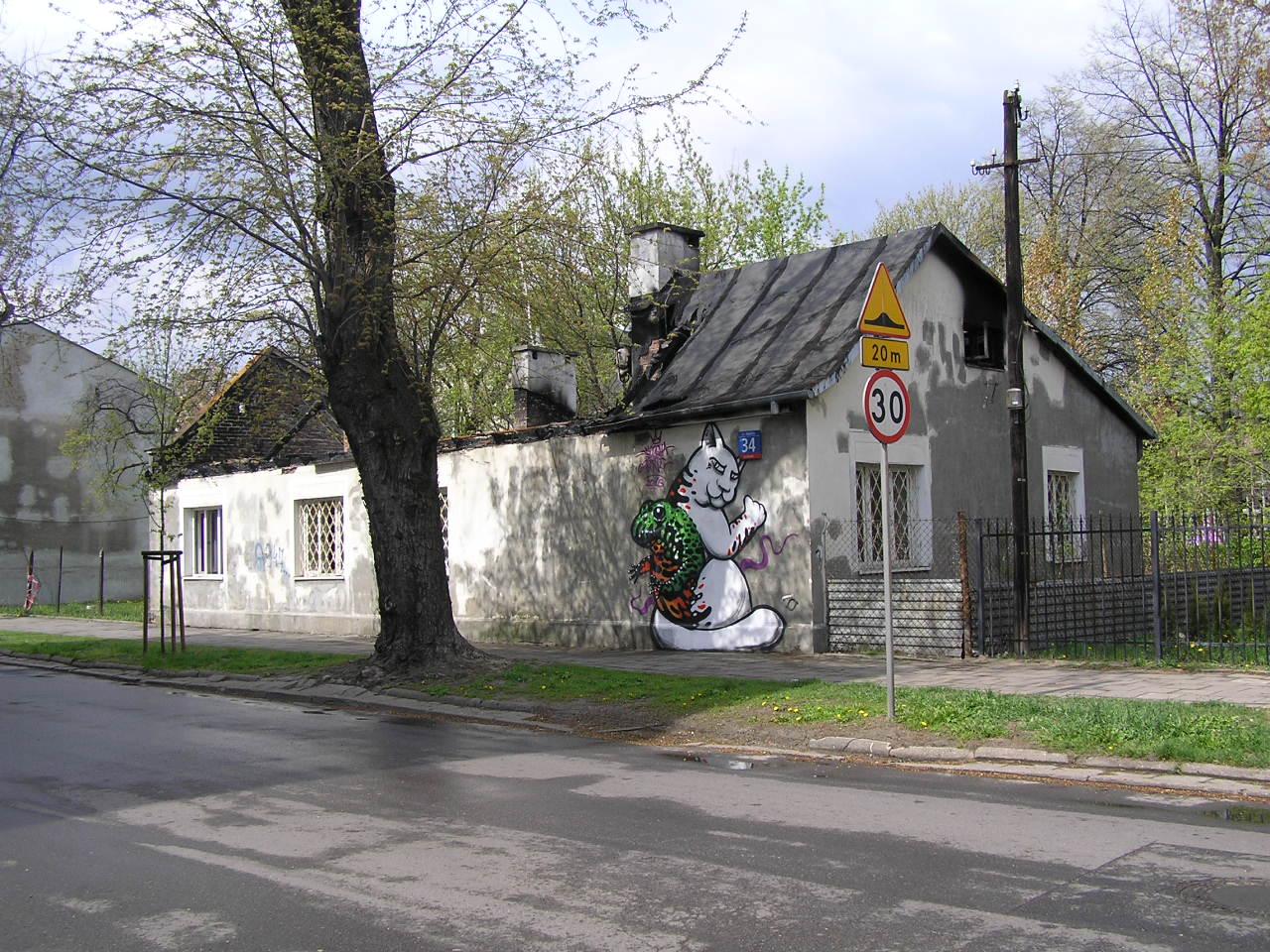 Osowska 34