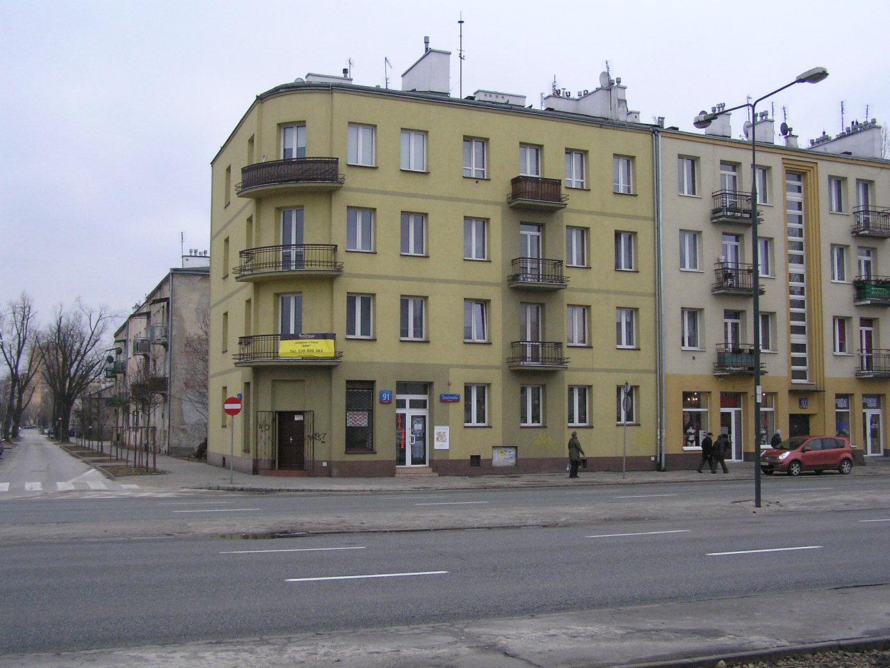 Grochowska 91