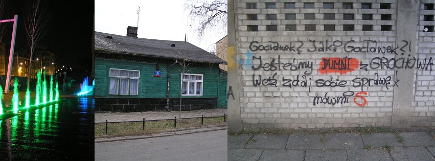 Wycieczka z Praską Ferejną pt. Grochów Mały i kościół na pl. Szembeka