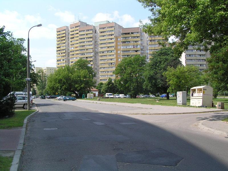 Ulica Majdańska