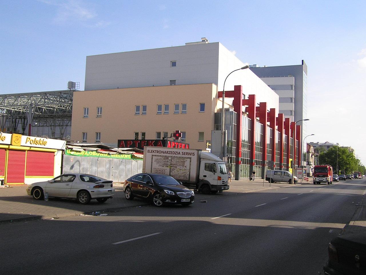 Centrum Handlowe Szembeka ciągle się rozwija
