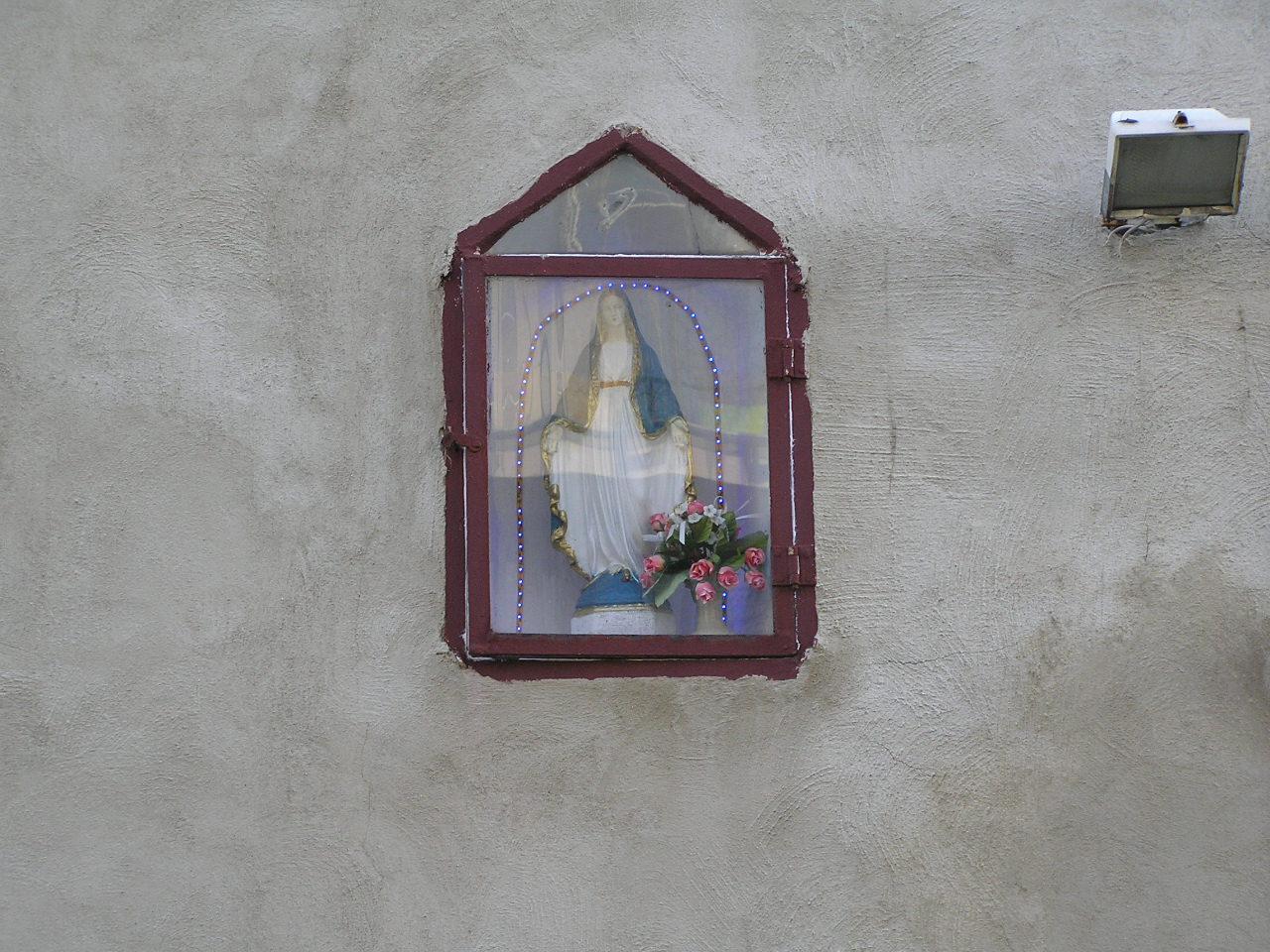Kapliczka - Liwiecka 12