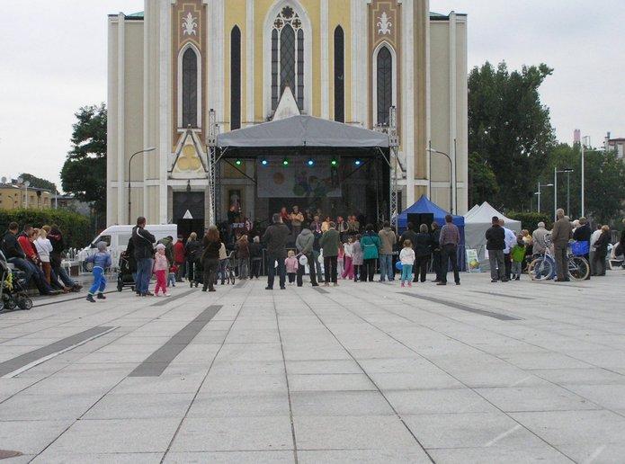 Piknik Organizacji Pozarządowych po raz pierwszy na Placu Szembeka