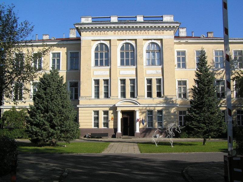Wydział Weterynaryjny SGGW