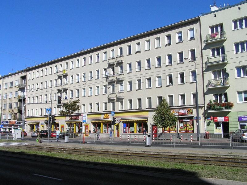 Grochowska 252/254 na Grochowie