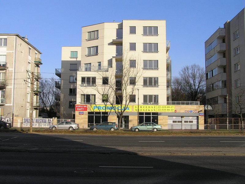 Grochowska 80/82 na Grochowie