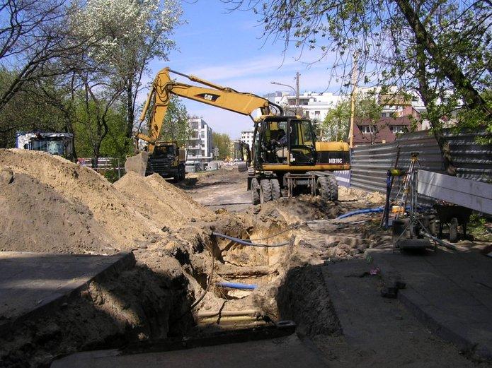 Ruszyła długo oczekiwana przebudowa ulicy Kruszewskiego