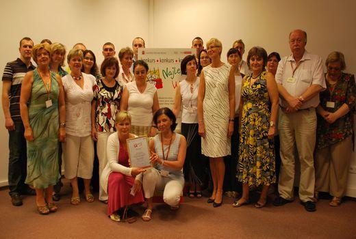 WOM Praga Południe obsługuje mieszkańców na medal