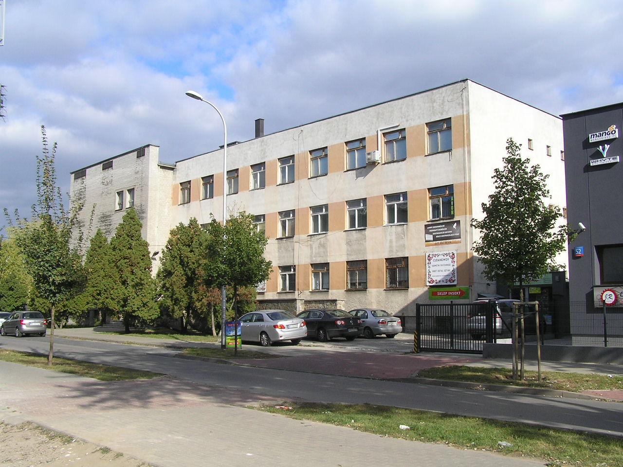 Tarnowiecka 54