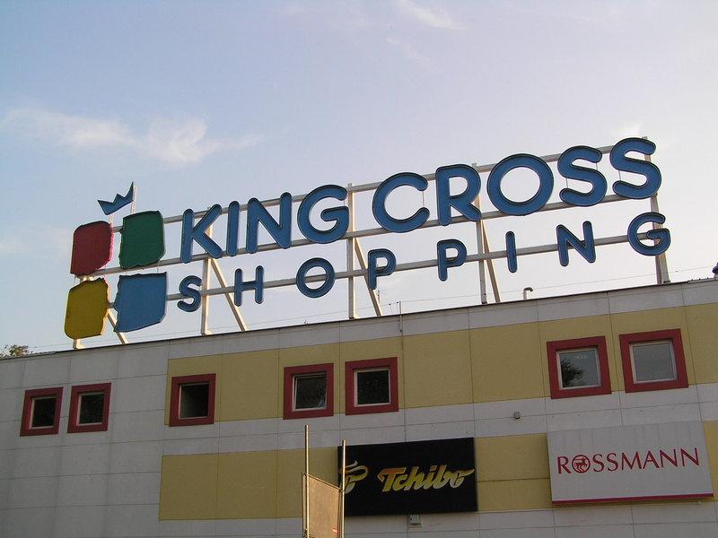 Nowy salon z obuwiem w King Cross Praga