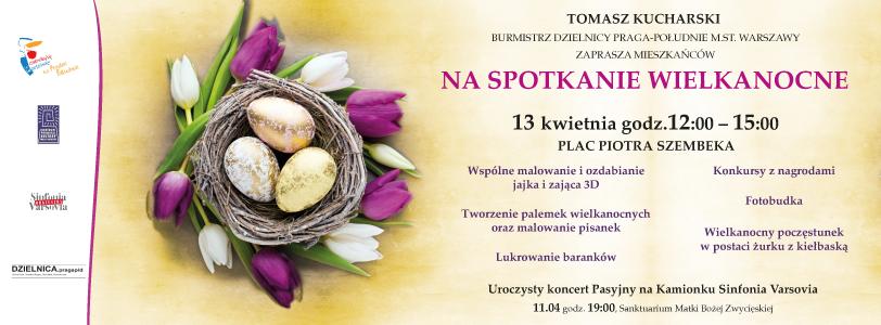 Spotkanie Wielkanocne na Placu Szembeka