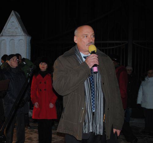 Świąteczne spotkanie na Placu Szembeka