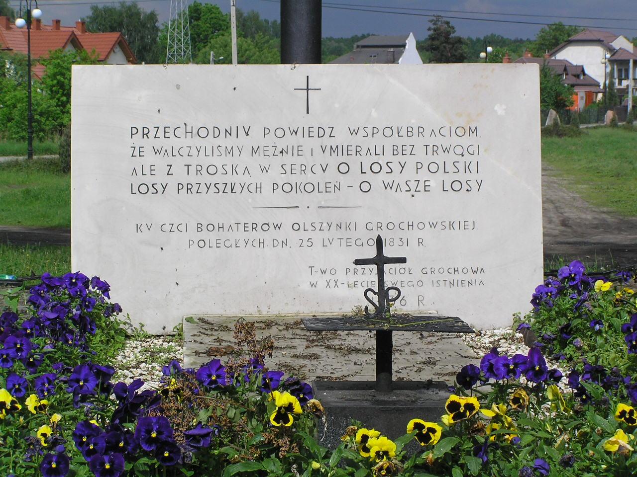 175 rocznica wybuchu Powstania Listopadowego
