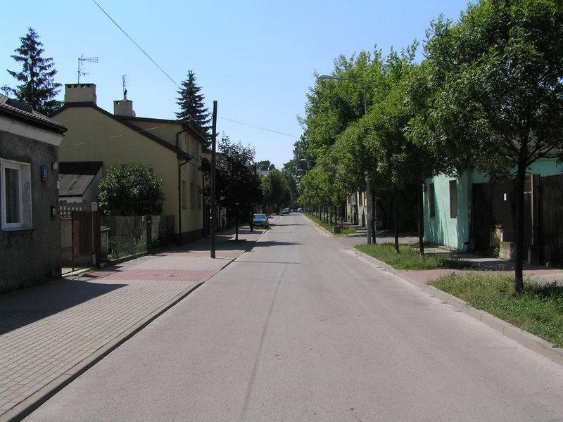 Ulica Lubieszowska