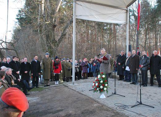 Obchody 179 rocznicy Bitwy Grochowskiej