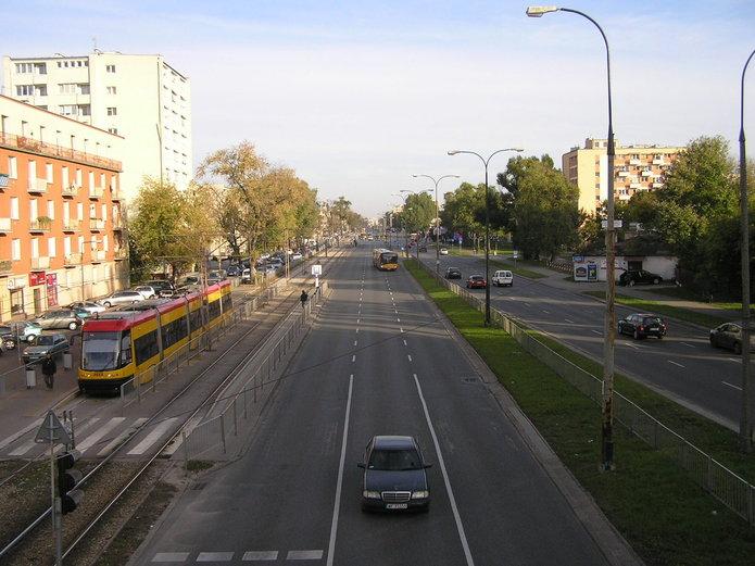 Ulica Grochowska wizytówką dzielnicy czy zaniedbaną arterią?