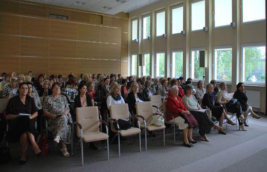 Zebranie dyrektorów przed rozpoczęciem roku szkolnego 2010/2011
