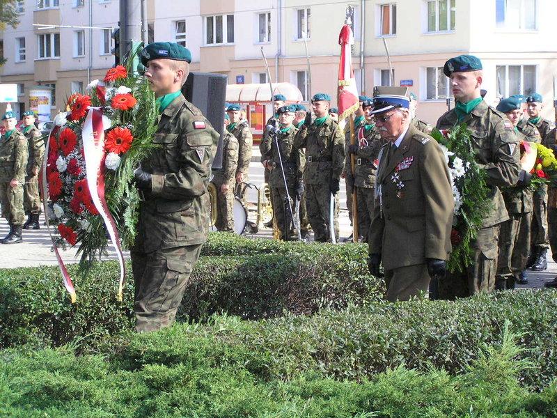 Uroczystości z okazji 67 rocznicy obrony Grochowa