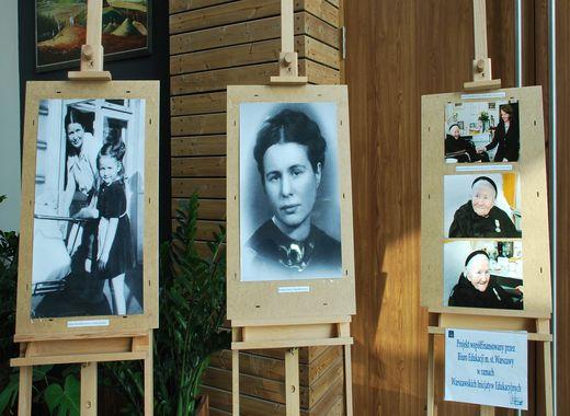 100. rocznica urodzin Ireny Sendlerowej - konferencja, spotkania, odznaczenia