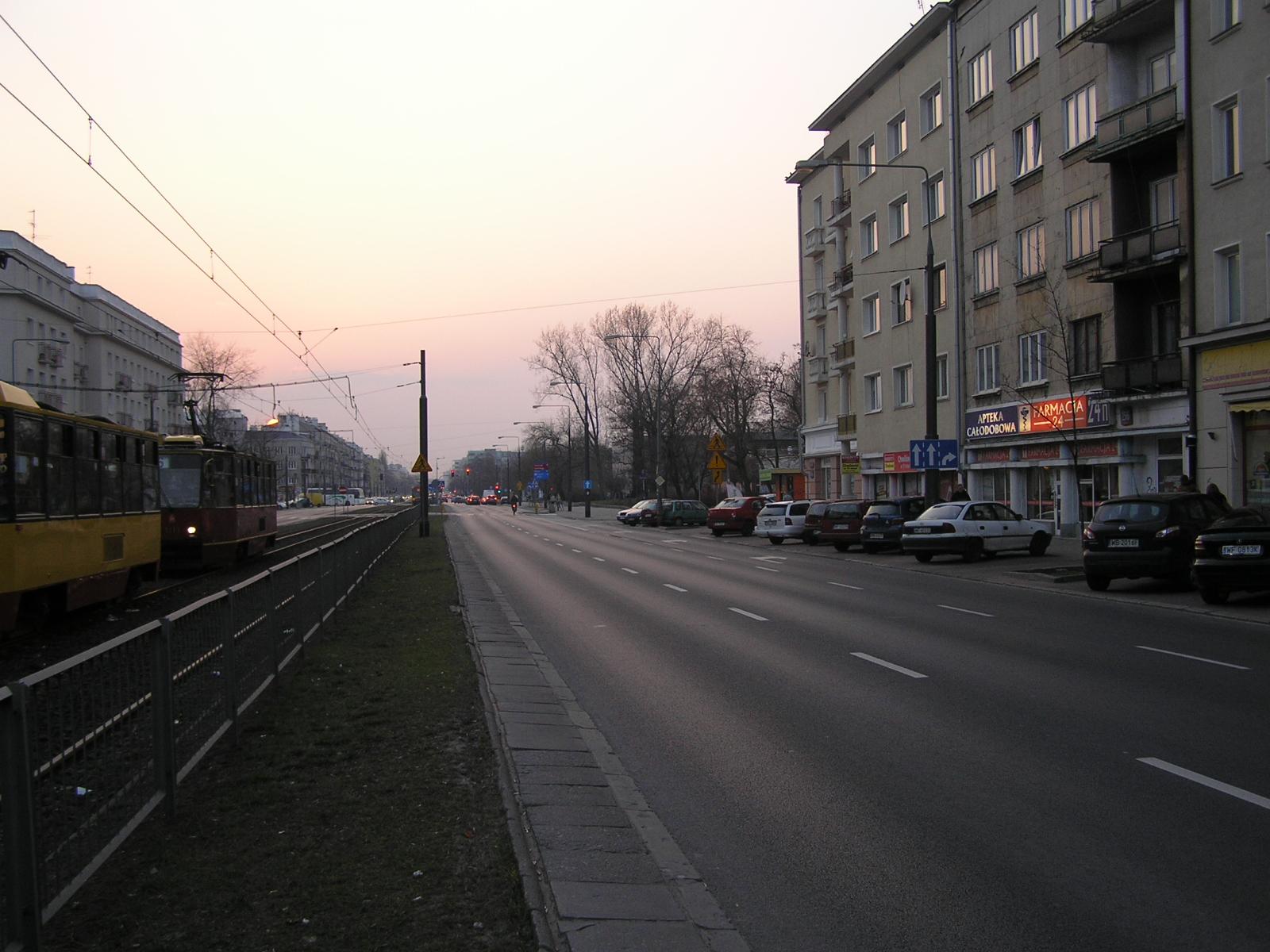 Jaka będzie ulica Grochowska w przyszłości