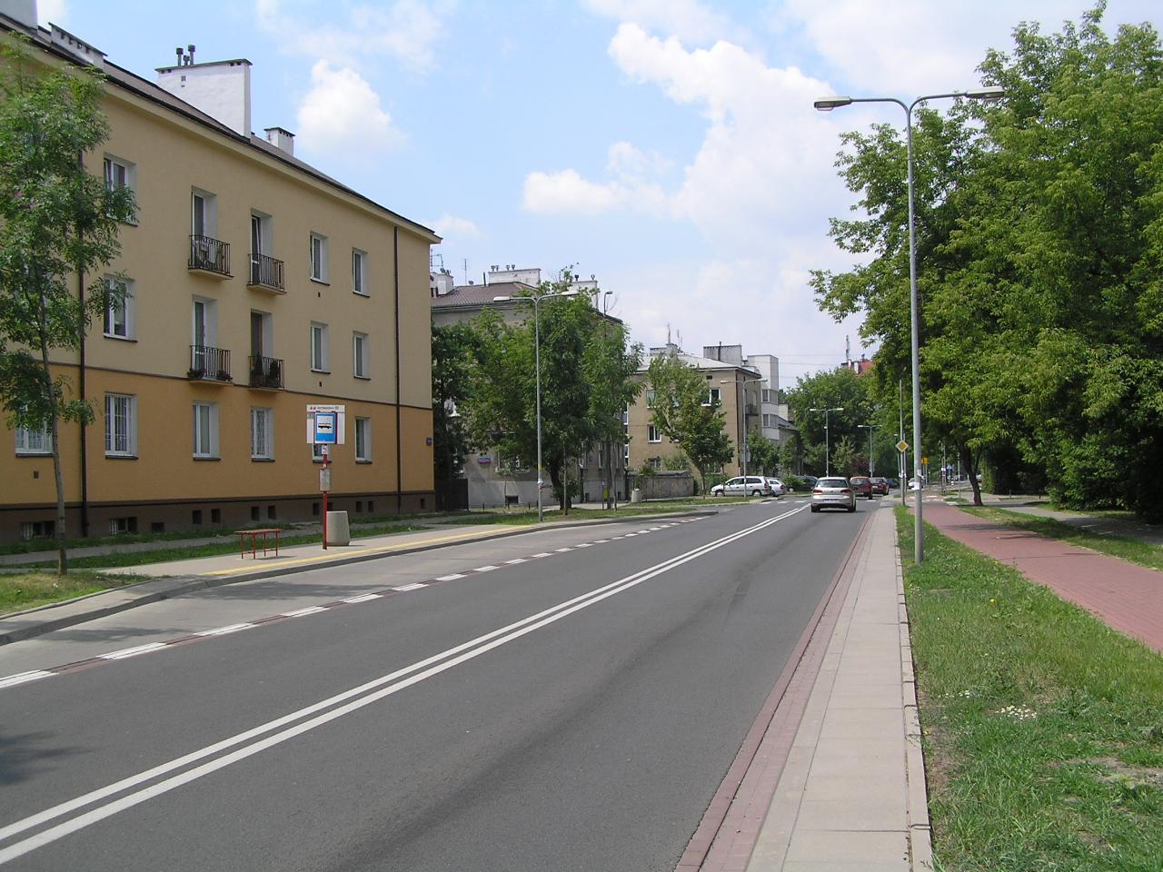 Ulica Szaserów zostanie przedłużona