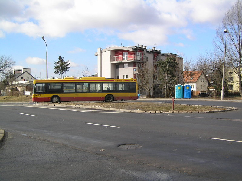 Jazda na haju miejskim autobusem