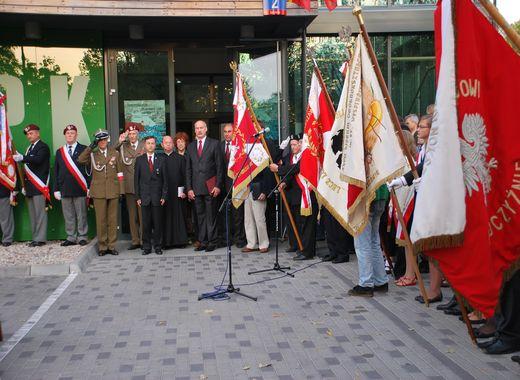 Generał Sosabowski uhonorowany na Grochowie