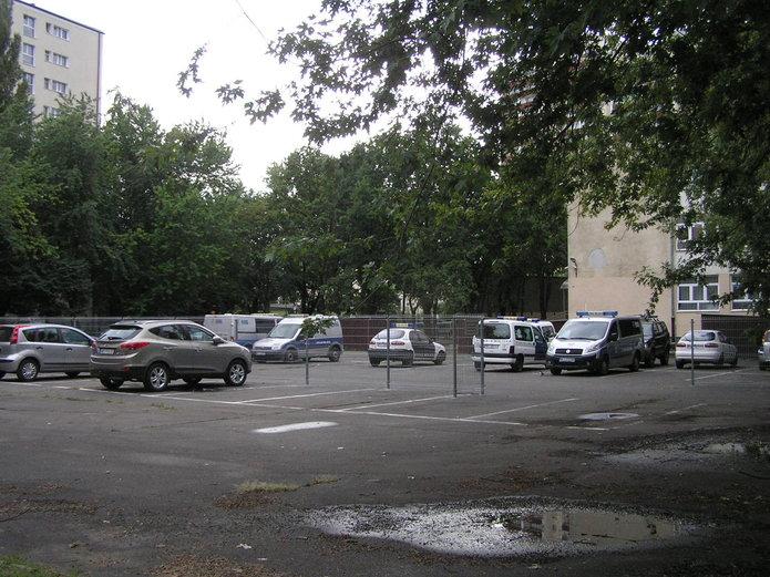Parking Straży Miejskiej również dla mieszkańców