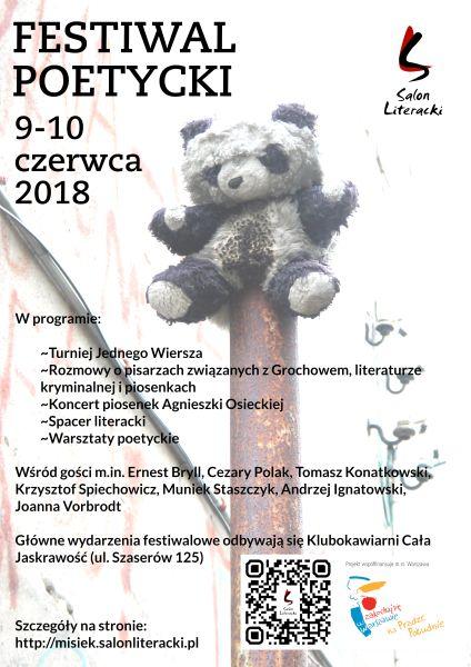 Festiwal Literacki na Grochowie
