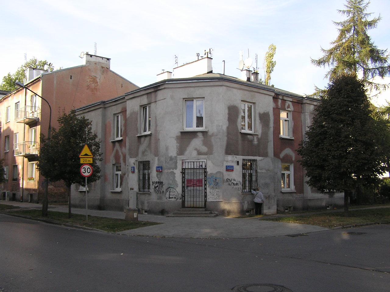 Osowska 28