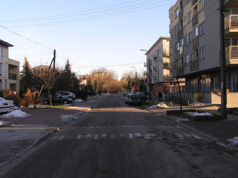 Ulica Sztabowa