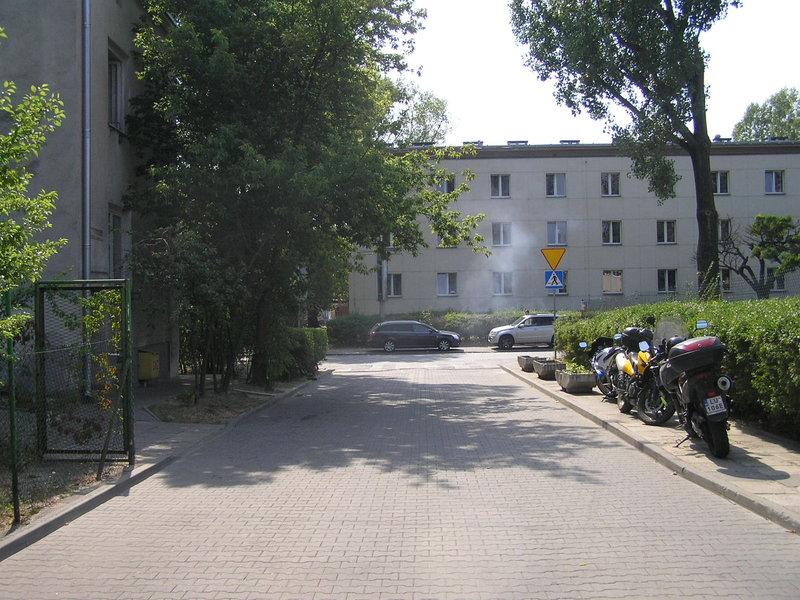 Ulica Chroszczewska