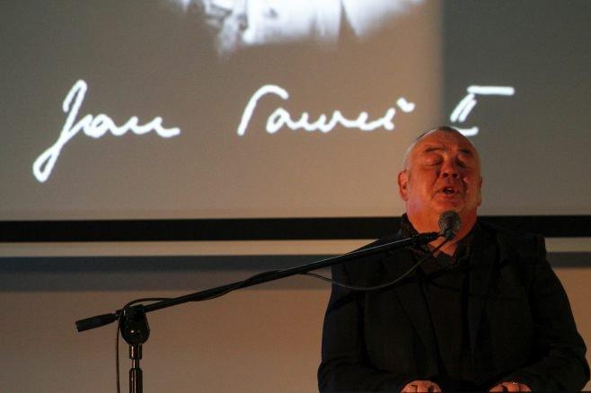 Stanisław Sojka zaśpiewał w hołdzie Janowi Pawłowi II