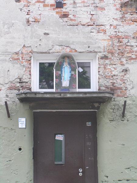 Kapliczka - Czapelska 30