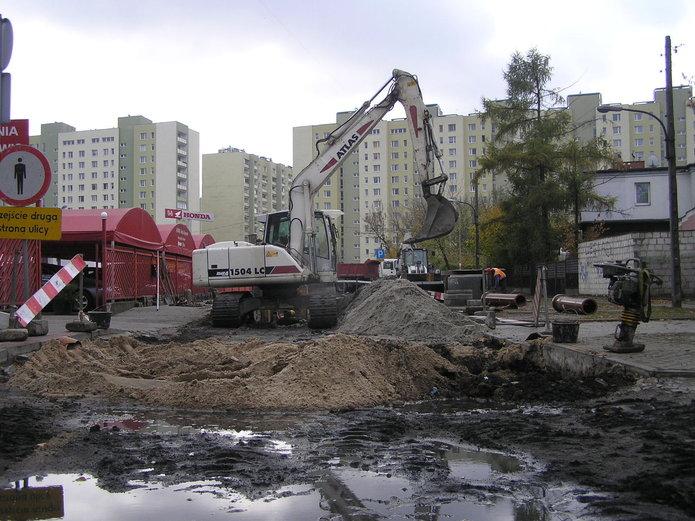 Rozpoczęła się modernizacja ulicy Witolińskiej