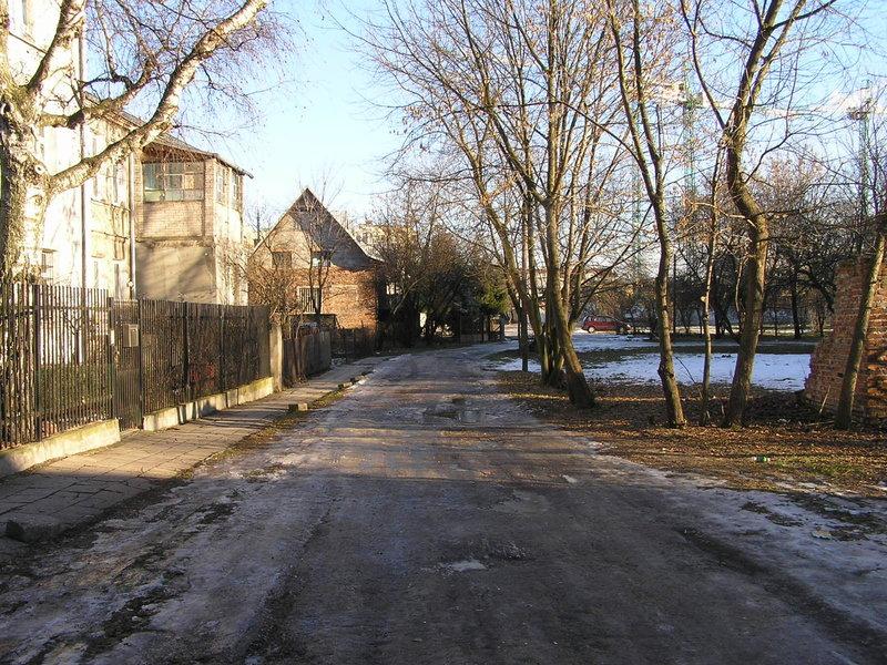 Ulica Łysogórska