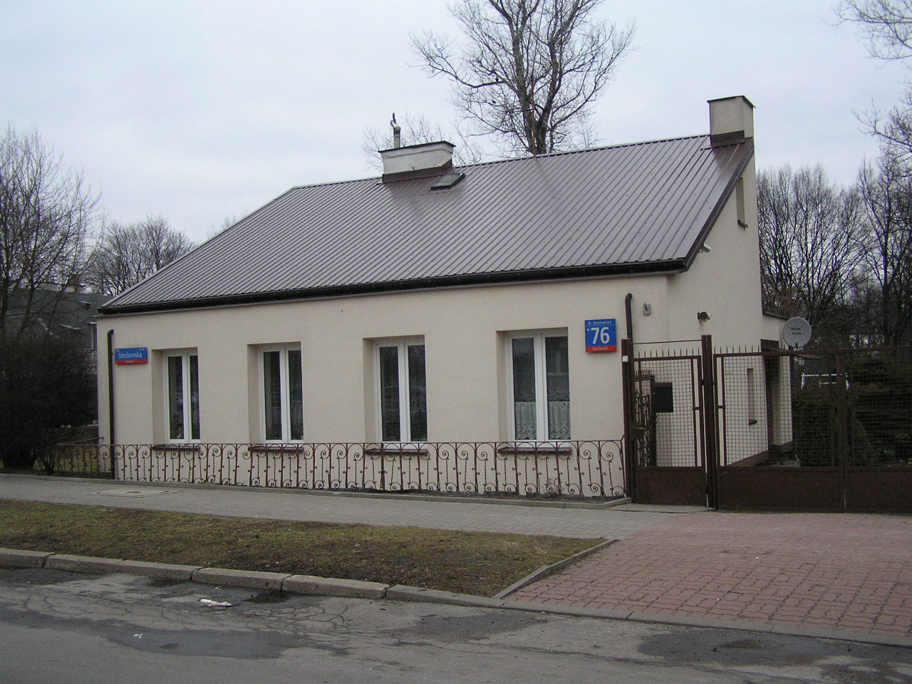Grochowska 76